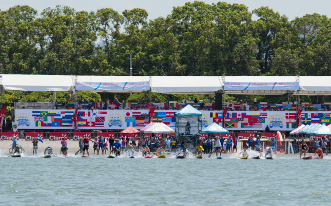 2014 ISA World SUP Championship in Nicaragua