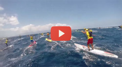 OluKai SUP race video