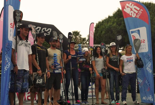 SUP Race Cup Sainte Maxime France