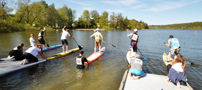 Stand Up Paddling in Stockholm Sweden (4)