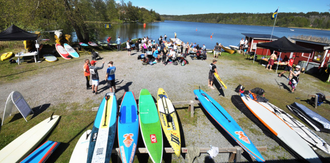 Stand Up Paddling in Stockholm Sweden (5)