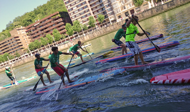 2014 Bilbao World SUP Challenge