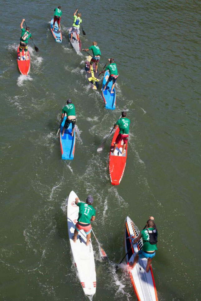 Bilbao Stand Up Paddle Challenge