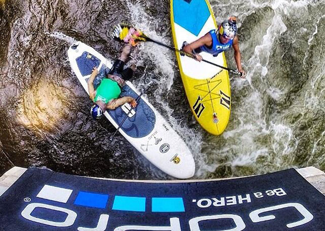 GoPro Mountain Games SUP Cross