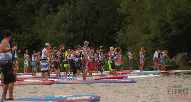 Lost Mills Stand Up Paddle race