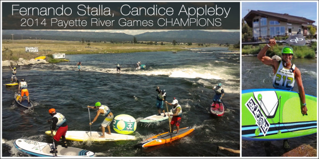Payette River Games 2014 results
