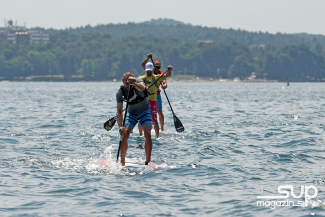 Porec SUP Race croatia