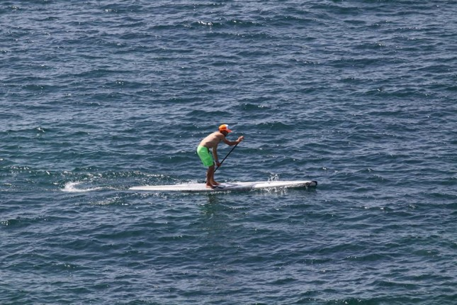 Jersey SUP - Greg Closier