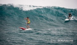 Maui Paddleboard Race Maliko Run Downwinder
