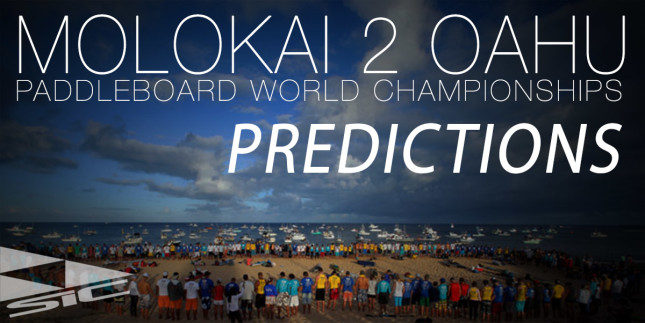 Molokai 2 Oahu race predictions