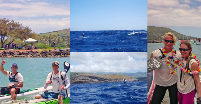 Results Molokai 2 Oahu race 2014