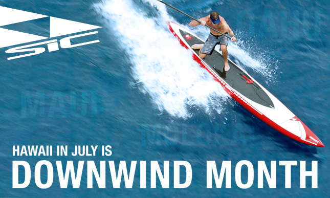 SIC Downwind Month