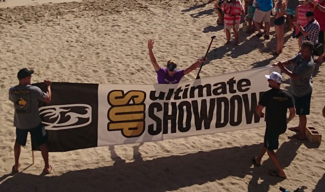 Connor Baxter Ultimate SUP Showdown