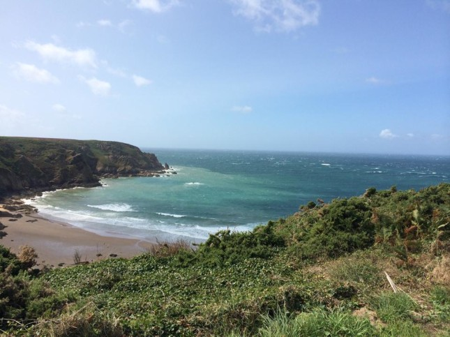 Jersey Channel Island Stand Up Paddle