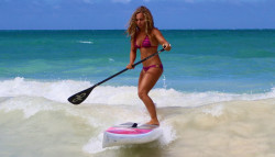 KM Hawaii SUP boards bailey rosen