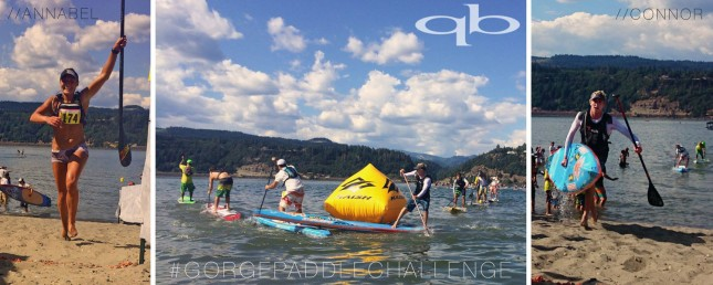 RESULTS Gorge paddle Challenge