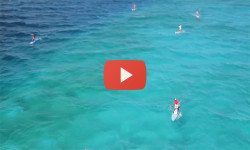 Stand Up Paddle Downwind New Caledonia