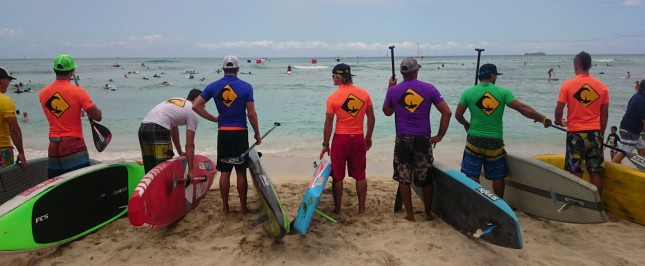 Stand Up Paddle Ultimate SUP Showdown