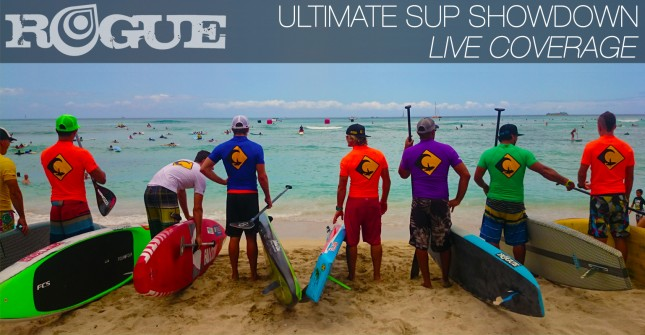 Ultimate SUP Showdown live