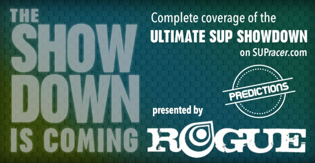 Ultimate SUP Showdown predictions