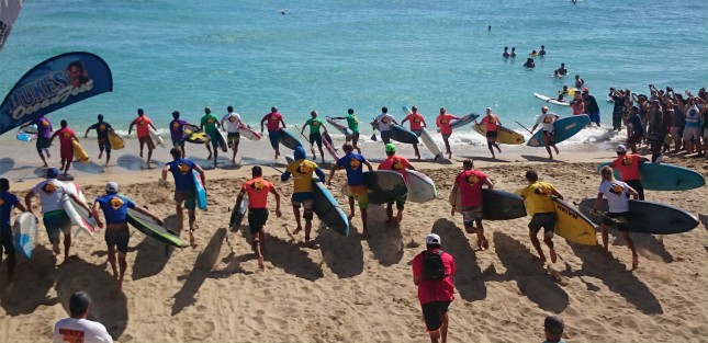 Ultimate SUP Showdown stand up paddle race