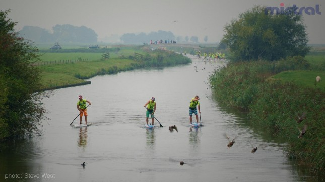 11 city tour of friesland stand up paddling