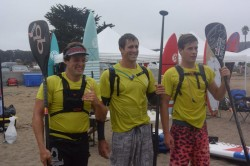 Battle of the Bay Stand Up Paddle Race San Francisco