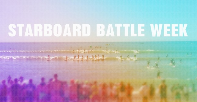 Battle of the Paddle 2014