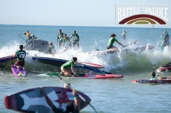 Battle of the Paddle carnage photos