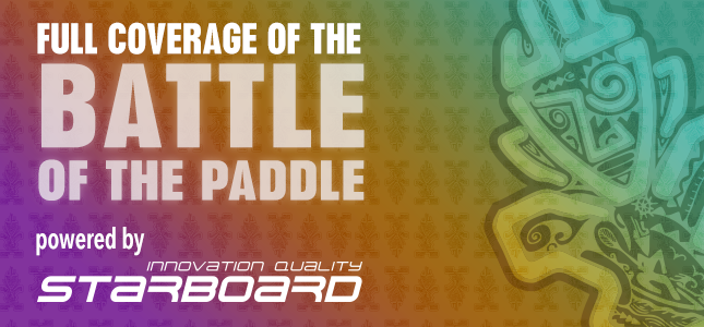 Battle of the Paddle countdown