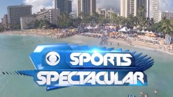 CBS Sports Spectacular stand up paddling