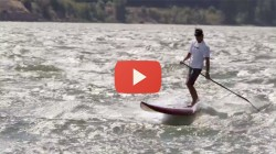 Hood River Downwind Video Gorge Paddle Challenge