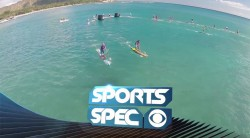 Ultimate SUP Showdown CBS - Sports Spectacular