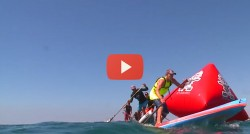 video stand up paddle world series huntington beach