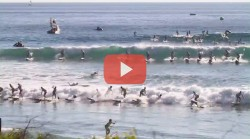 Battle of the paddle video starboard