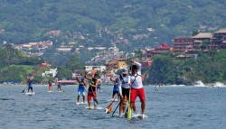 Mexico SUP Tour stand up paddle boarding