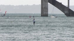 Presqu ile Paddle Race France 2014
