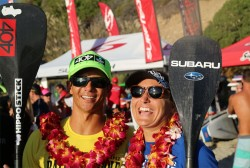 SUP Champions Tour Danny Ching Annabel Anderson