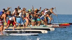 WPA Paddle Championships SUP Race Florida 2014
