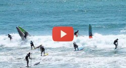stand up paddle racing huntington beach stand up world series