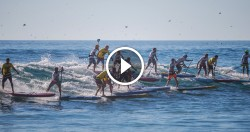 Battle of the Paddle video quickblade
