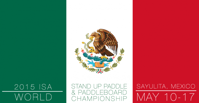 ISA Stand Up Paddleboard World Championships in Mexico 2015