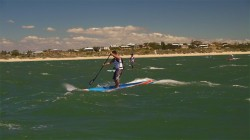 King of the Cut stand up paddleboard race