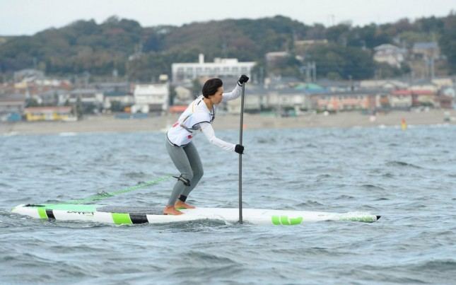SUP in Japan