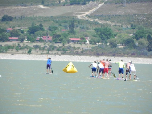 South Africa stand up paddle championship 2014