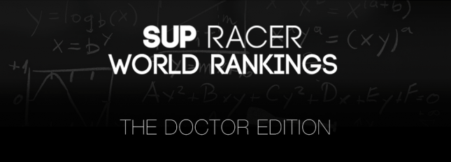 Stand Up Paddle World Rankings - 2014 November