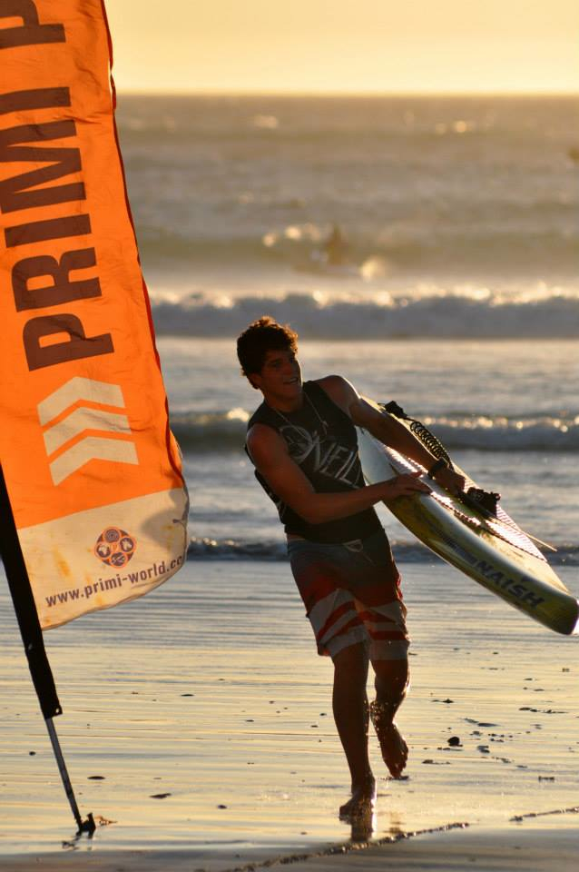 Stand Up Paddling in South Africa - Ethan Koopmans