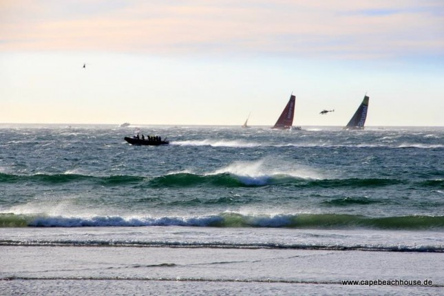 Volvo Ocean Race cape Town South Africa