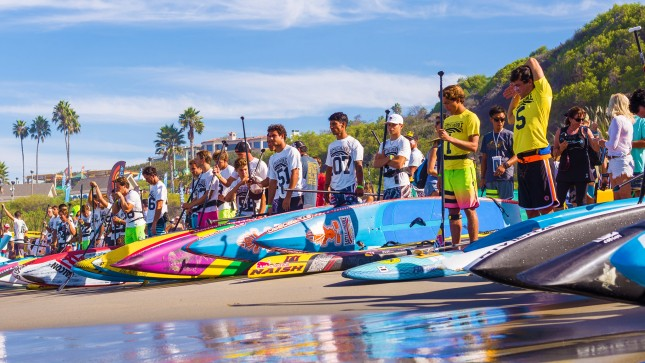 Salt Creek Battle of the Paddle