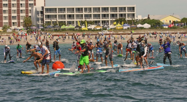Carolina Cup Stand Up Paddle Board Race